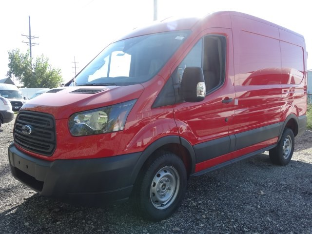 2018 Transit 250 Med Roof 4x2,  Empty Cargo Van #56319 - photo 1