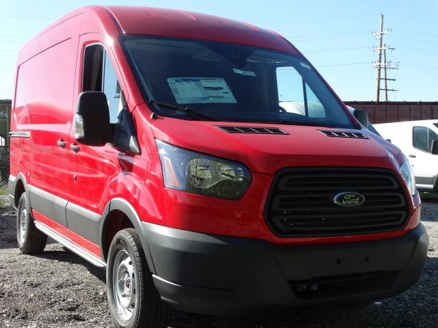 2018 Transit 250 Med Roof 4x2,  Empty Cargo Van #56319 - photo 16