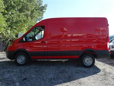 2018 Transit 250 Med Roof 4x2,  Empty Cargo Van #56319 - photo 10