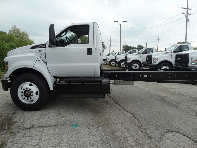 2019 F-750 Regular Cab DRW 4x2,  Cab Chassis #56343 - photo 11