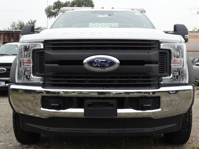 2018 F-450 Regular Cab DRW 4x4,  Knapheide Dump Body #56382 - photo 11