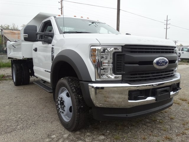 2018 F-450 Regular Cab DRW 4x4,  Knapheide Dump Body #56382 - photo 12