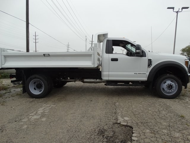 2018 F-450 Regular Cab DRW 4x4,  Knapheide Dump Body #56382 - photo 13