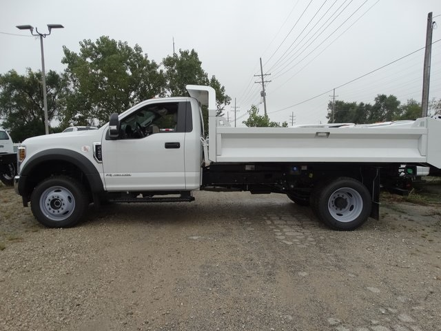 2018 F-450 Regular Cab DRW 4x4,  Knapheide Dump Body #56382 - photo 17
