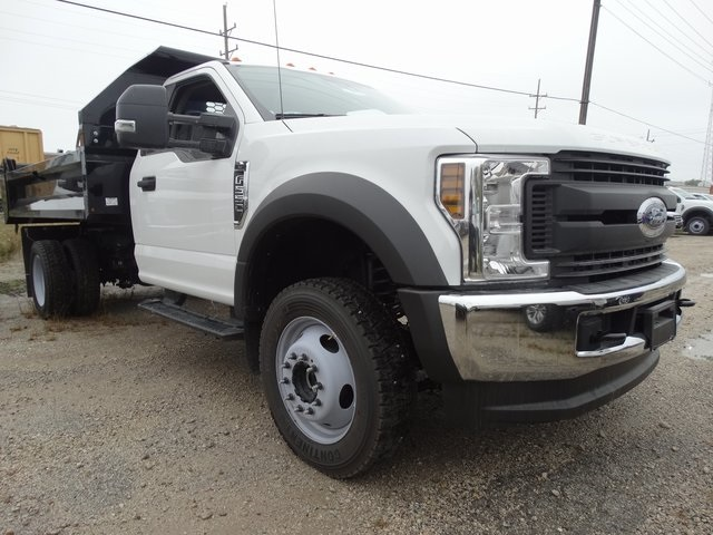 2018 F-550 Regular Cab DRW 4x4,  Knapheide Dump Body #56387 - photo 14