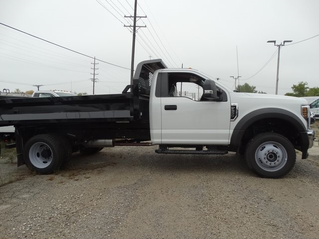 2018 F-550 Regular Cab DRW 4x4,  Knapheide Dump Body #56387 - photo 15