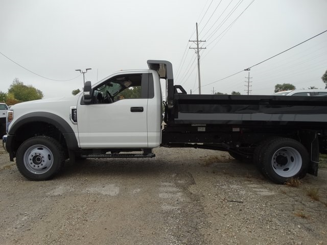 2018 F-550 Regular Cab DRW 4x4,  Knapheide Dump Body #56387 - photo 16