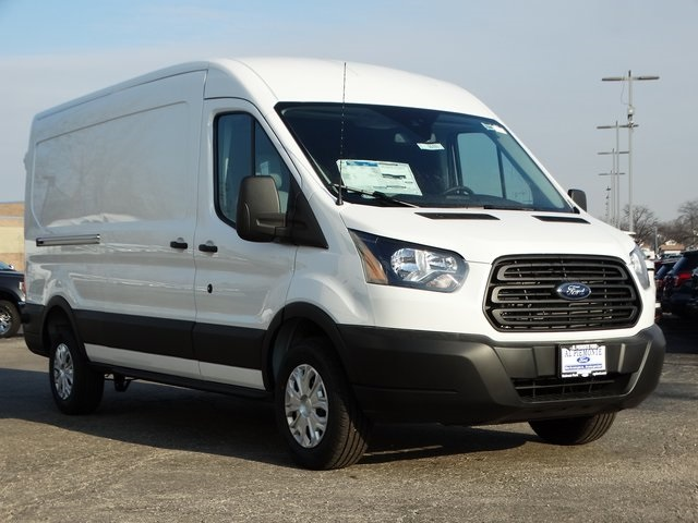 2019 Transit 250 Med Roof 4x2,  Empty Cargo Van #56493 - photo 15