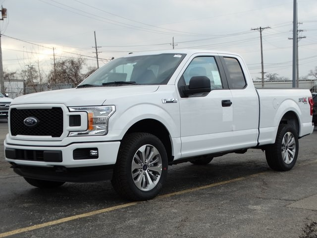 2018 F-150 Super Cab 4x4,  Pickup #56590 - photo 1