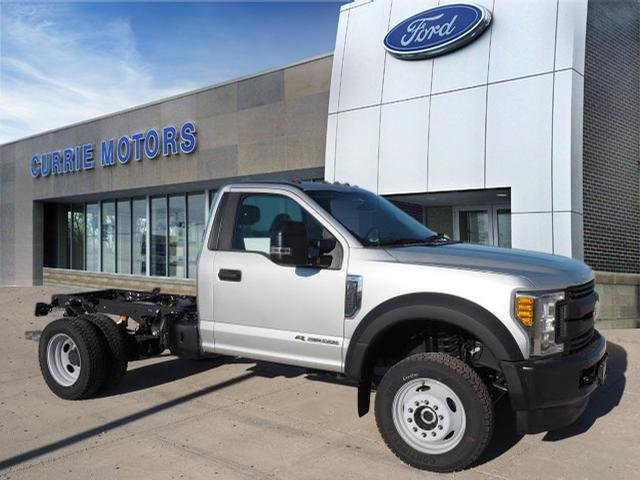 2017 F-450 Regular Cab DRW 4x4 Cab Chassis #H0432 - photo 1