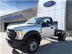 2017 F-450 Regular Cab DRW 4x4 Cab Chassis #H0432 - photo 3