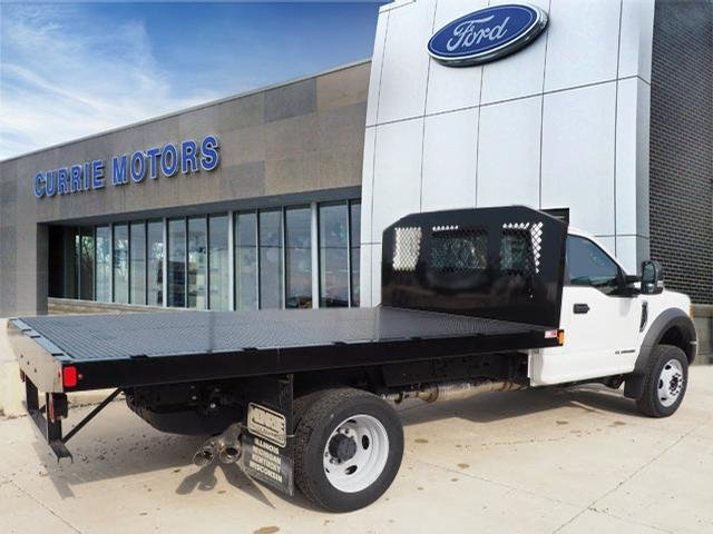 2017 F-550 Regular Cab DRW, Monroe Work-A-Hauler II Platform Platform Body #H10086 - photo 2