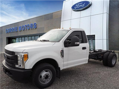 2017 F-350 Regular Cab DRW Cab Chassis #H10179 - photo 4