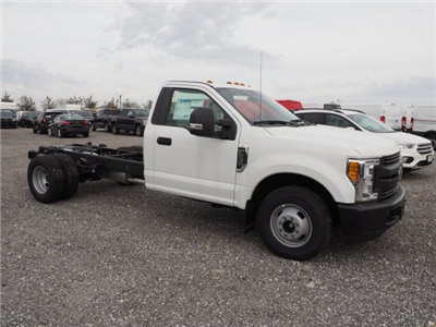 2017 F-350 Regular Cab DRW Cab Chassis #H10203 - photo 5