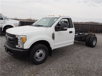 2017 F-350 Regular Cab DRW Cab Chassis #H10203 - photo 8