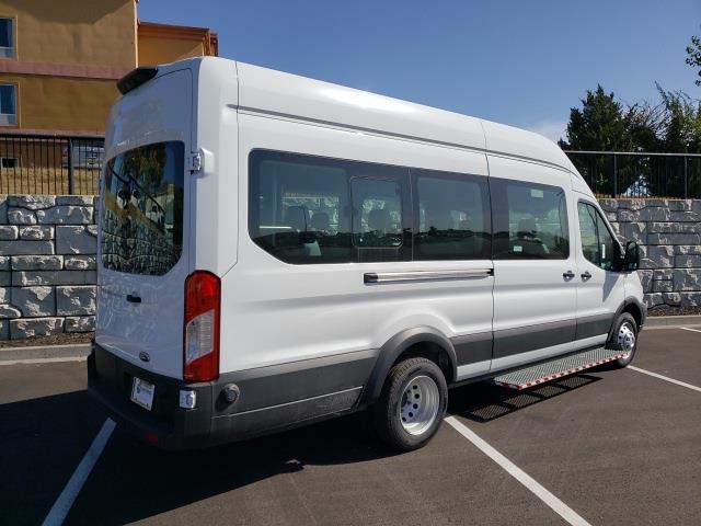 2019 Ford Transit 350 HD High Roof DRW 4x2, Passenger Wagon #19F0182 - photo 1