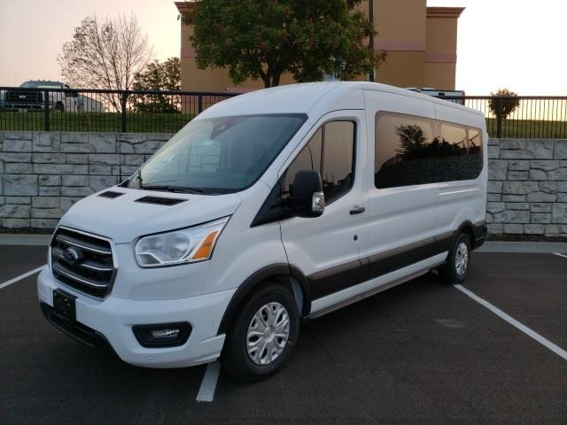 2020 Ford Transit 350 Med Roof 4x2, Passenger Wagon #202129 - photo 1