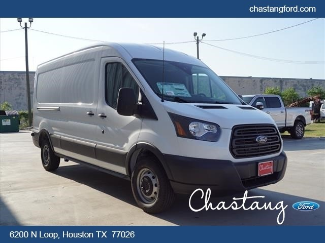 2018 Transit 250 Med Roof 4x2,  Weather Guard Upfitted Cargo Van #JKB14341 - photo 10