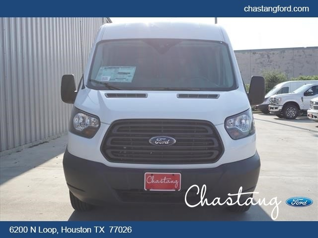2018 Transit 250 Med Roof 4x2,  Weather Guard Upfitted Cargo Van #JKB14341 - photo 11