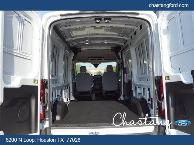 2018 Transit 250 Med Roof 4x2,  Weather Guard Upfitted Cargo Van #JKB14341 - photo 12