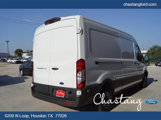 2018 Transit 250 Med Roof 4x2,  Weather Guard Upfitted Cargo Van #JKB14341 - photo 2