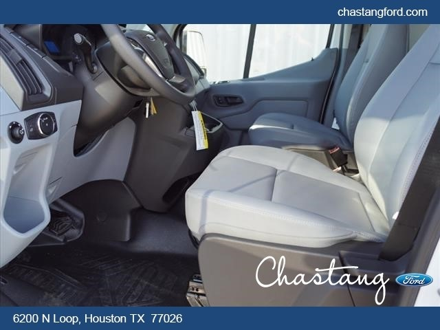 2018 Transit 250 Med Roof 4x2,  Weather Guard Upfitted Cargo Van #JKB14341 - photo 6