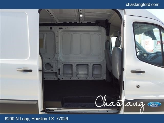 2018 Transit 250 Med Roof 4x2,  Weather Guard Upfitted Cargo Van #JKB14341 - photo 8