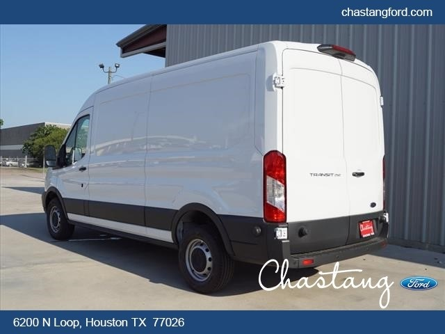 2018 Transit 250 Med Roof 4x2,  Weather Guard Upfitted Cargo Van #JKB14341 - photo 9
