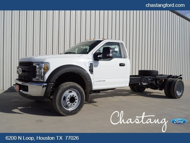 2019 F-450 Regular Cab DRW 4x2,  Cab Chassis #KDA08500 - photo 1