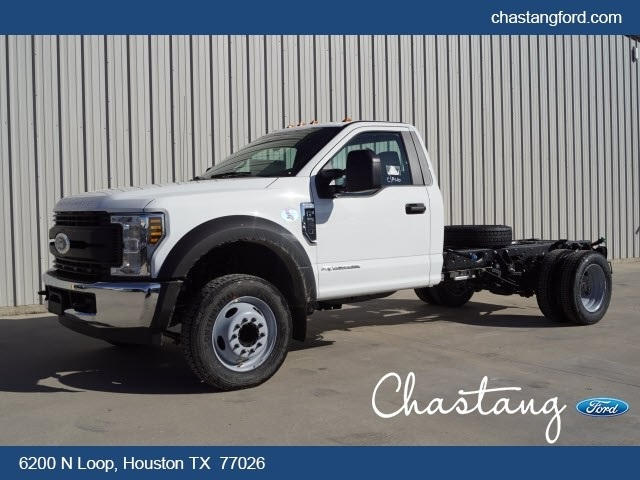 2019 F-550 Regular Cab DRW 4x2,  Cab Chassis #KDA10632 - photo 1