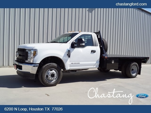 2019 F-350 Regular Cab DRW 4x4,  General Platform Body #KDA12940 - photo 1