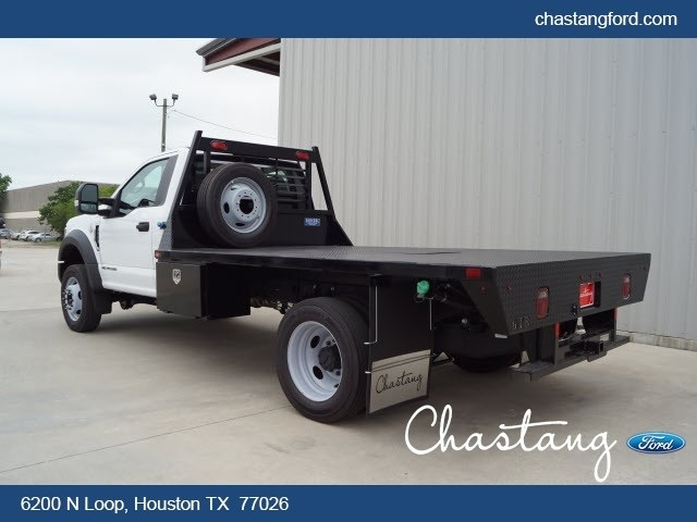2019 F-550 Regular Cab DRW 4x2,  General Platform Body #KDA14117 - photo 1
