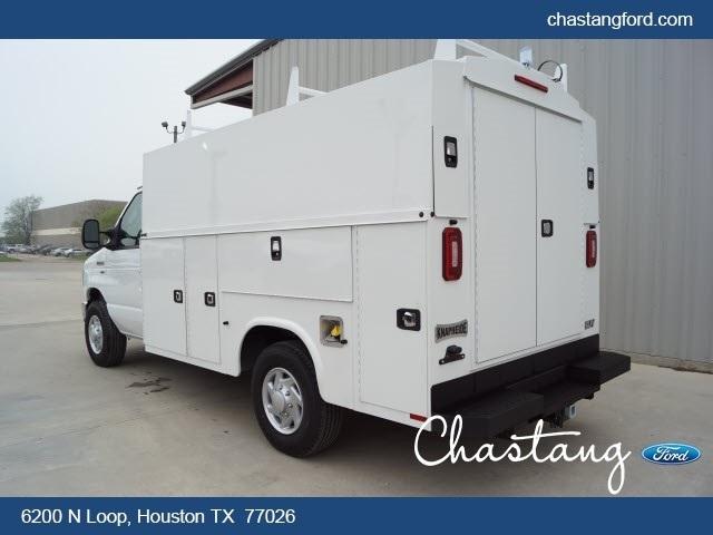2019 E-350 4x2,  Service Utility Van #KDC02695 - photo 1