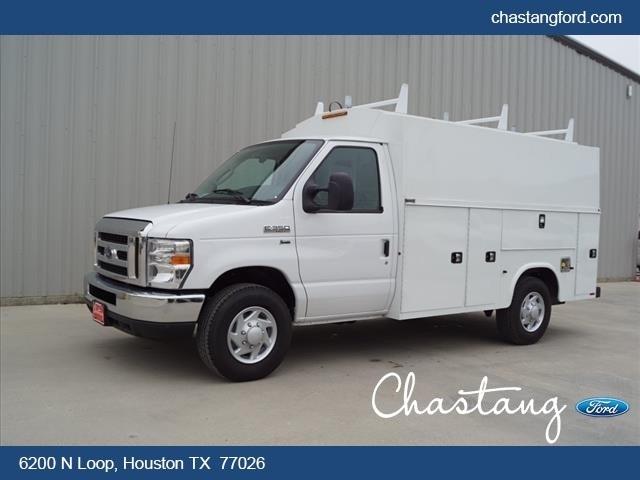 2019 E-350 4x2,  Service Utility Van #KDC02696 - photo 1
