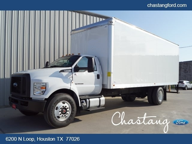 2019 F-750 Regular Cab DRW 4x2,  Cab Chassis #KDF03086 - photo 1