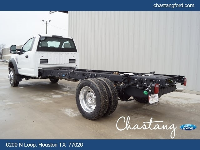 2019 F-550 Regular Cab DRW 4x2,  Cab Chassis #KEC36833 - photo 1