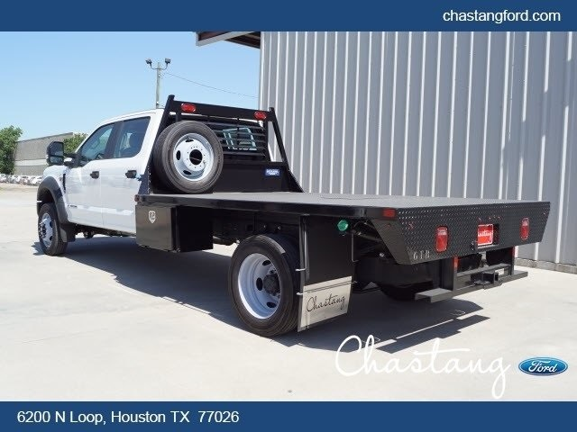 2019 F-550 Crew Cab DRW 4x2,  General Platform Body #KEE28939 - photo 1