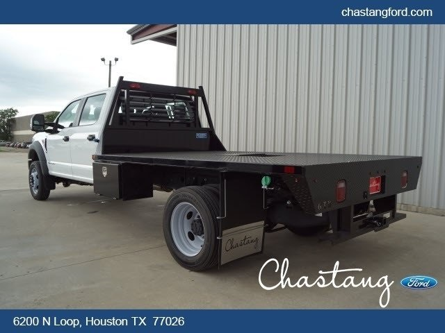 2019 F-550 Crew Cab DRW 4x2,  General Platform Body #KEE28941 - photo 1