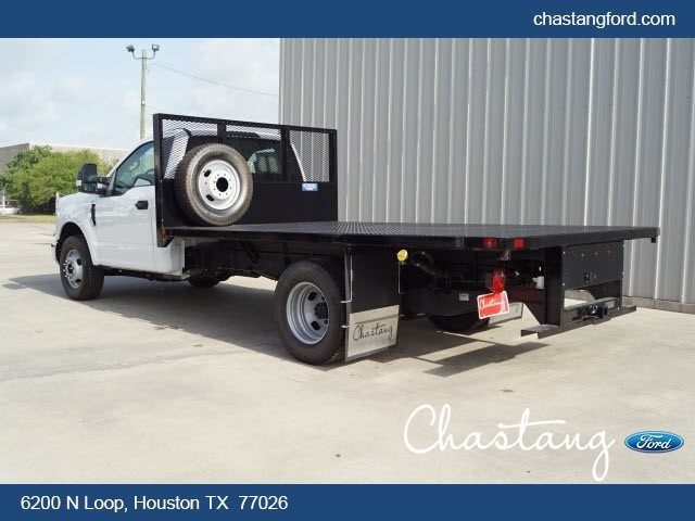 2019 F-350 Regular Cab DRW 4x2,  General Platform Body #KEE60567 - photo 1