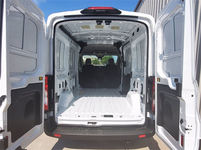 2020 Ford Transit 150 Med Roof RWD, Empty Cargo Van #LKA91813 - photo 1