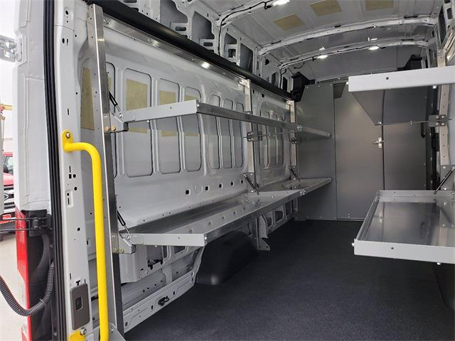 2020 Ford Transit 350 High Roof 4x2, Adrian Steel Upfitted Cargo Van #LKB71875 - photo 1