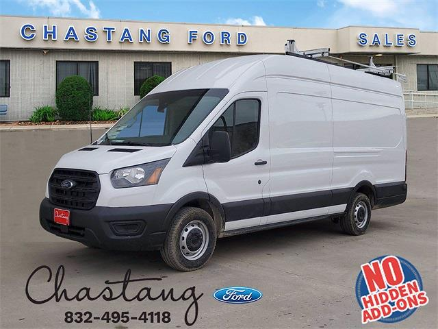 2020 Ford Transit 350 High Roof 4x2, Adrian Steel Upfitted Cargo Van #LKB71877 - photo 1