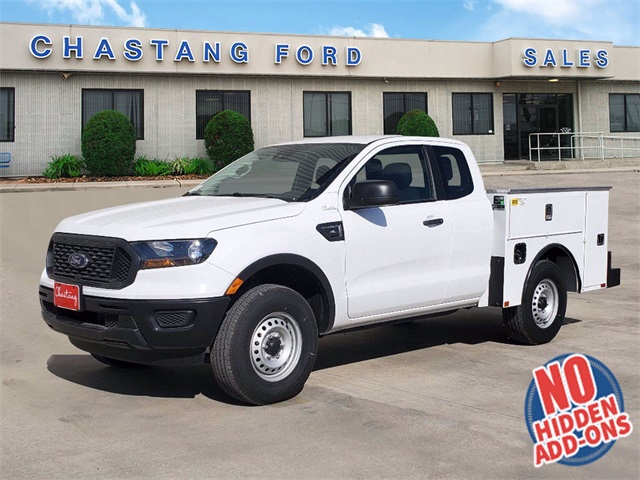 2020 Ford Ranger Super Cab 4x2, Dakota Service Body #LLA34426 - photo 1