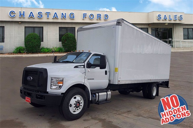 2021 Ford F-750 Regular Cab DRW 4x2, Smyrna Truck Dry Freight #MDF00930 - photo 1