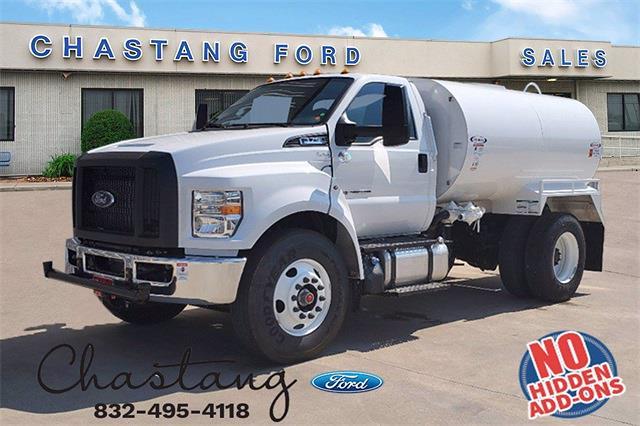 2021 Ford F-750 Regular Cab DRW 4x2, Ledwell Water Truck #MDF03394 - photo 1