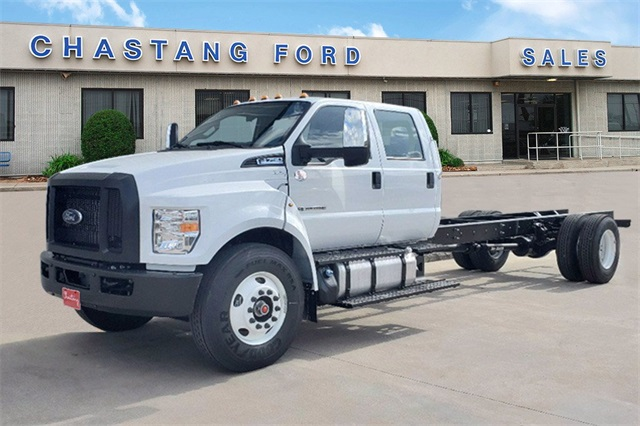 2021 Ford F-750 Crew Cab DRW 4x2, Cab Chassis #MDF04003 - photo 1