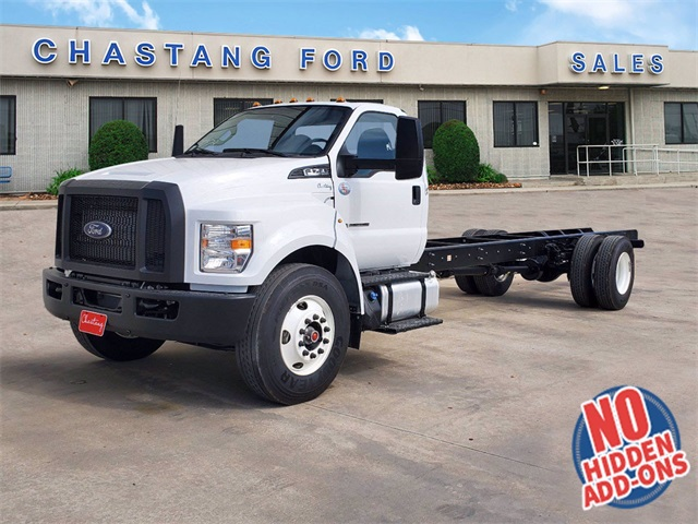 2021 Ford F-750 Regular Cab DRW 4x2, Cab Chassis #MDF07372 - photo 1