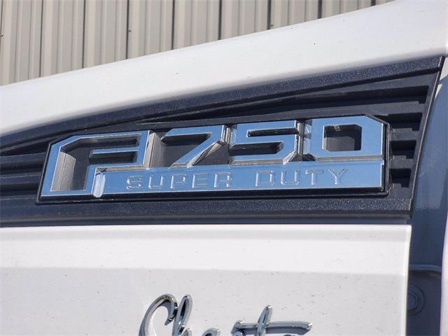 2021 Ford F-750 Regular Cab DRW 4x2, Smyrna Truck Platform Body #MDF08634 - photo 1