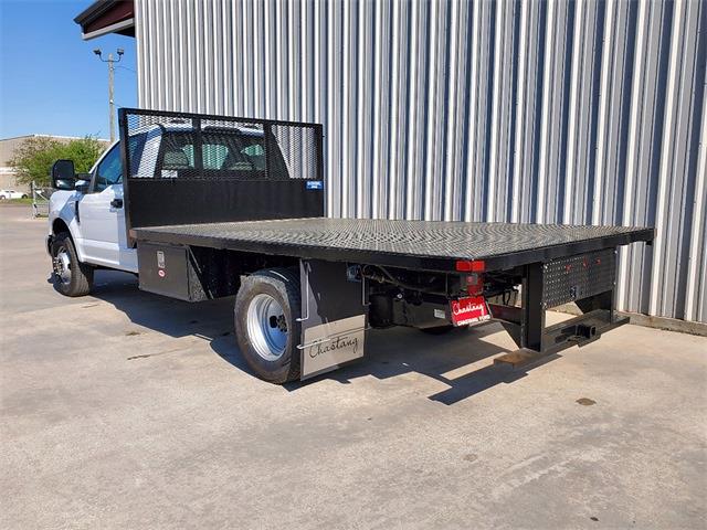 2021 Ford F-350 Regular Cab DRW 4x2, General Truck Body Platform Body #MED10161 - photo 1