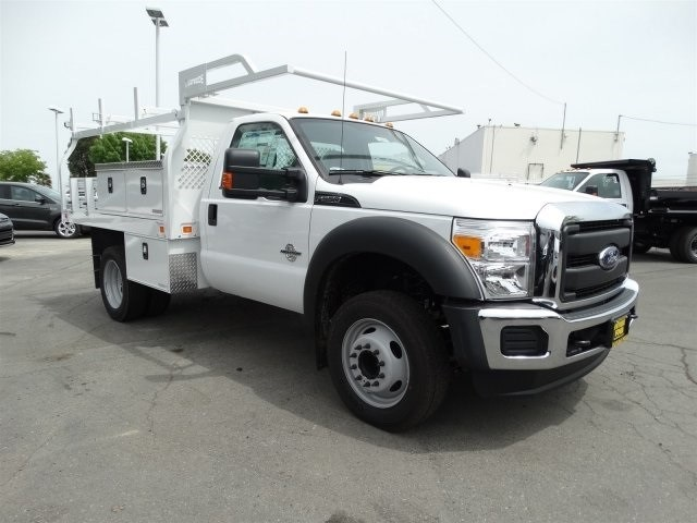2016 F-550 Regular Cab DRW, Knapheide Contractor Bodies Contractor Body #F16281 - photo 7